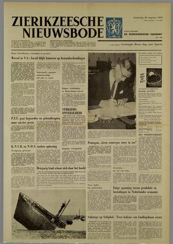 Zierikzeesche Nieuwsbode 1970-08-20