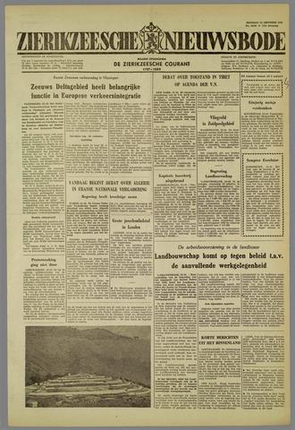 Zierikzeesche Nieuwsbode 1959-10-13
