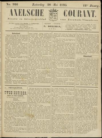 Axelsche Courant 1895-05-18