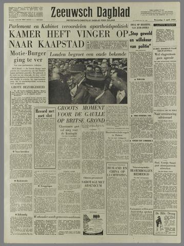 Zeeuwsch Dagblad 1960-04-06