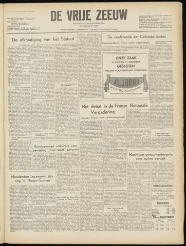 de Vrije Zeeuw 1954-12-30