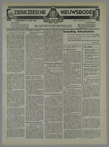 Zierikzeesche Nieuwsbode 1941-06-26