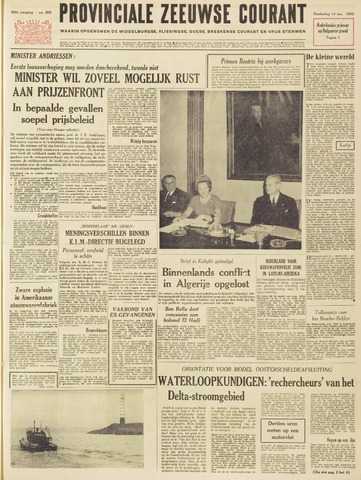 Provinciale Zeeuwse Courant 1963-11-14