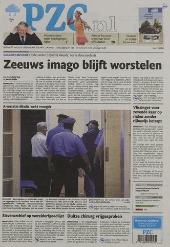 Provinciale Zeeuwse Courant 2011-05-27