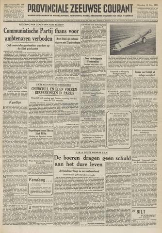 Provinciale Zeeuwse Courant 1951-12-18