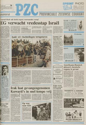 Provinciale Zeeuwse Courant 1991-03-08