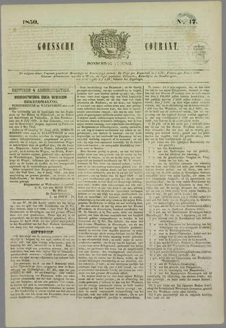 Goessche Courant 1850-06-13