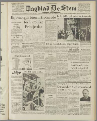 de Stem 1957-09-18