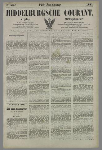 Middelburgsche Courant 1882-09-29