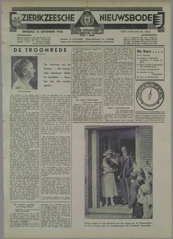 Zierikzeesche Nieuwsbode 1936-09-15