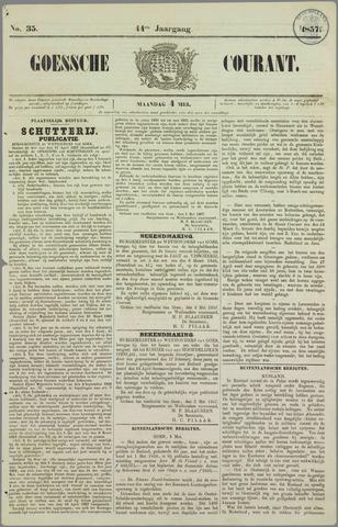 Goessche Courant 1857-05-04