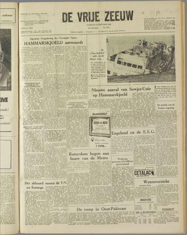 de Vrije Zeeuw 1960-10-18