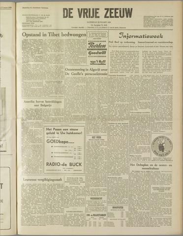 de Vrije Zeeuw 1959-03-28