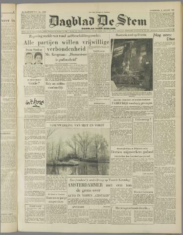 de Stem 1953-01-15