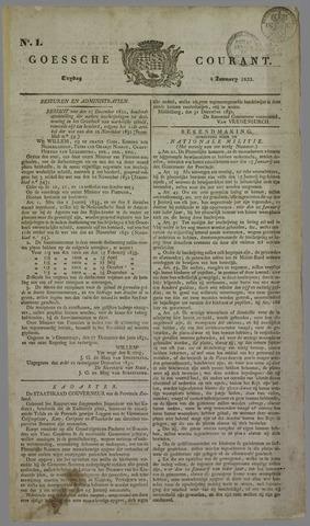 Goessche Courant 1833
