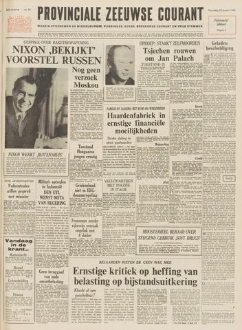 Provinciale Zeeuwse Courant 1969-01-22