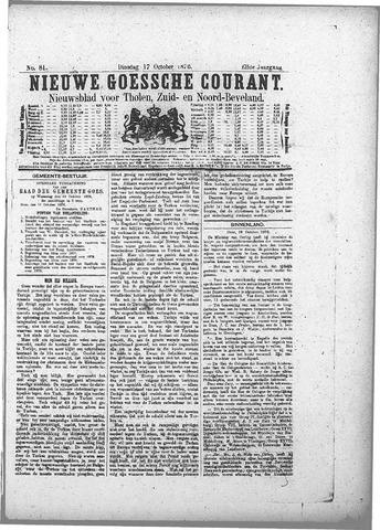 Nieuwe Goessche Courant 1876-10-17