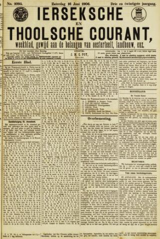 Ierseksche en Thoolsche Courant 1906-06-16
