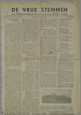 Zierikzeesche Nieuwsbode 1946