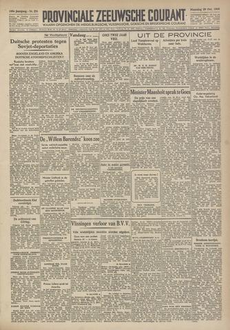 Provinciale Zeeuwse Courant 1946-10-28