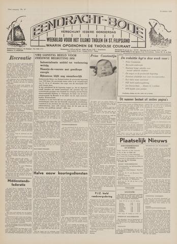 Eendrachtbode (1945-heden)/Mededeelingenblad voor het eiland Tholen (1944/45) 1969-10-16