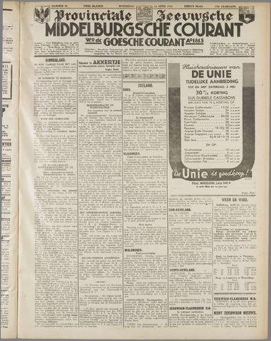 Middelburgsche Courant 1935-04-24