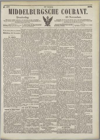 Middelburgsche Courant 1899-11-23