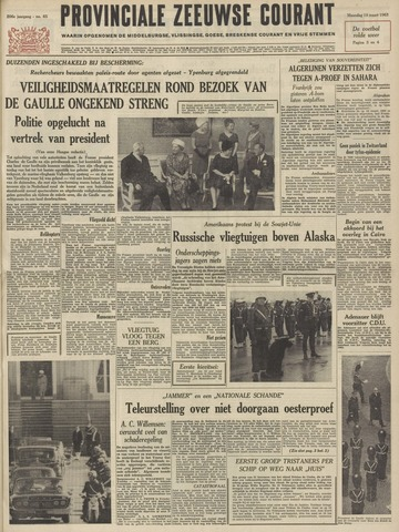 Provinciale Zeeuwse Courant 1963-03-18