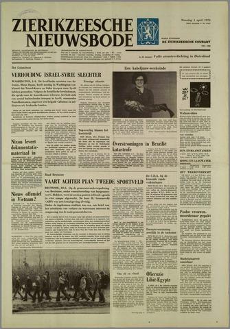 Zierikzeesche Nieuwsbode 1974-04-01