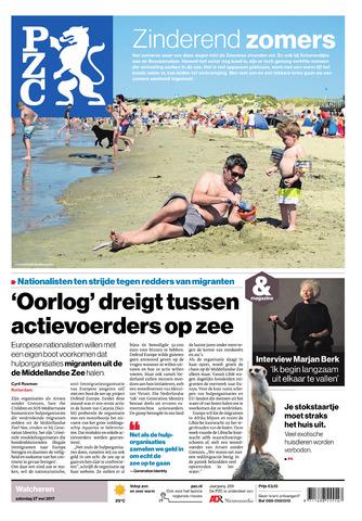 Provinciale Zeeuwse Courant 2017-05-27