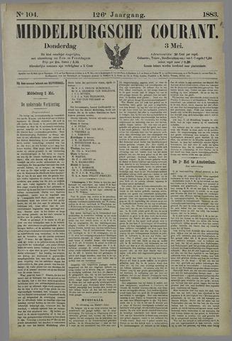 Middelburgsche Courant 1883-05-03