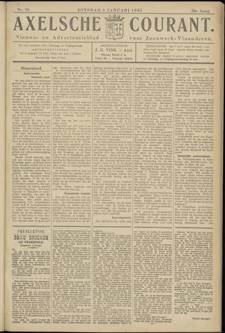 Axelsche Courant 1935-01-08