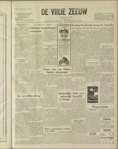 de Vrije Zeeuw 1959-06-02