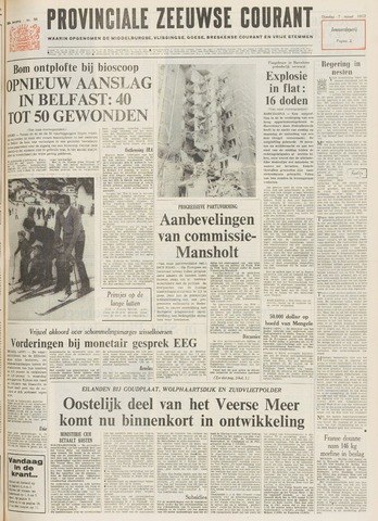 Provinciale Zeeuwse Courant 1972-03-07