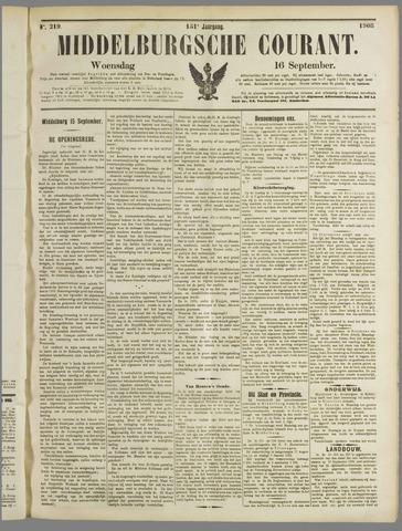 Middelburgsche Courant 1908-09-16