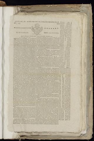 Middelburgsche Courant 1800-10-07