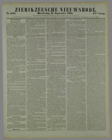 Zierikzeesche Nieuwsbode 1888-09-13