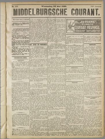 Middelburgsche Courant 1922-05-24