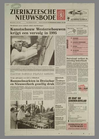 Zierikzeesche Nieuwsbode 1994-06-13