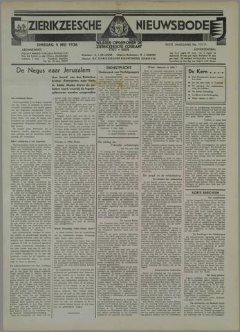 Zierikzeesche Nieuwsbode 1936-05-05
