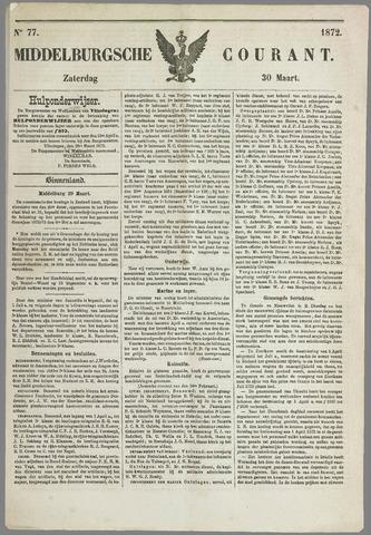 Middelburgsche Courant 1872-03-30