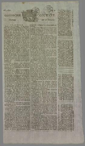 Goessche Courant 1820-01-31