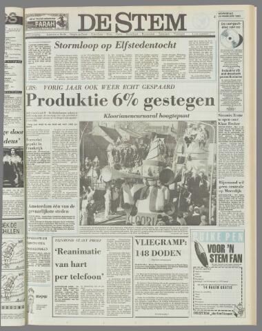 de Stem 1985-02-20