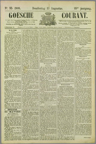 Goessche Courant 1908-08-13