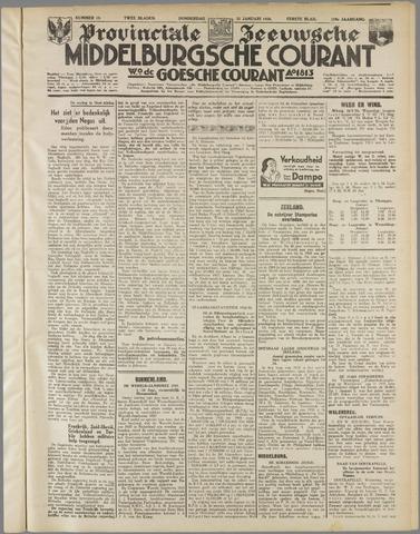 Middelburgsche Courant 1936-01-23
