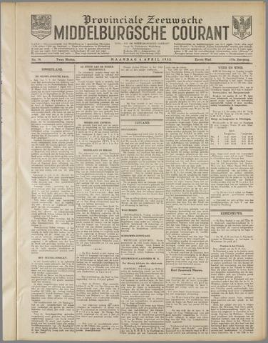 Middelburgsche Courant 1932-04-04
