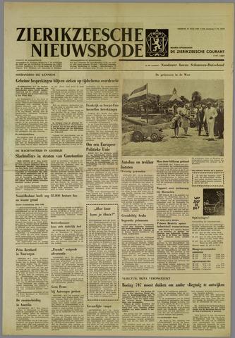 Zierikzeesche Nieuwsbode 1962-07-27