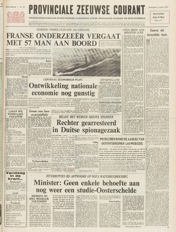 Provinciale Zeeuwse Courant 1970-03-05