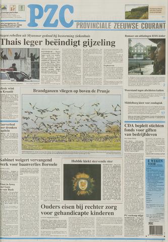 Provinciale Zeeuwse Courant 2000-01-25
