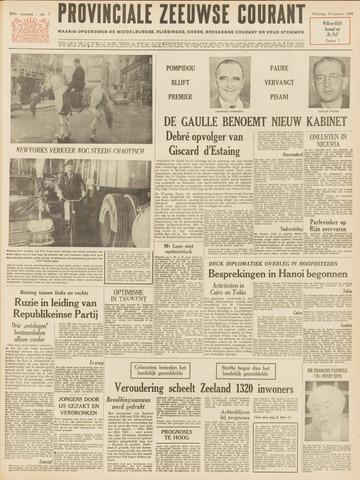 Provinciale Zeeuwse Courant 1966-01-10